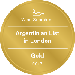 Argentinian List in London Gold 2017
