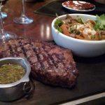 Burns night steak
