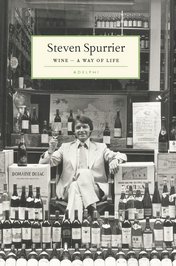 Steven Spurrier - Wine a way of life