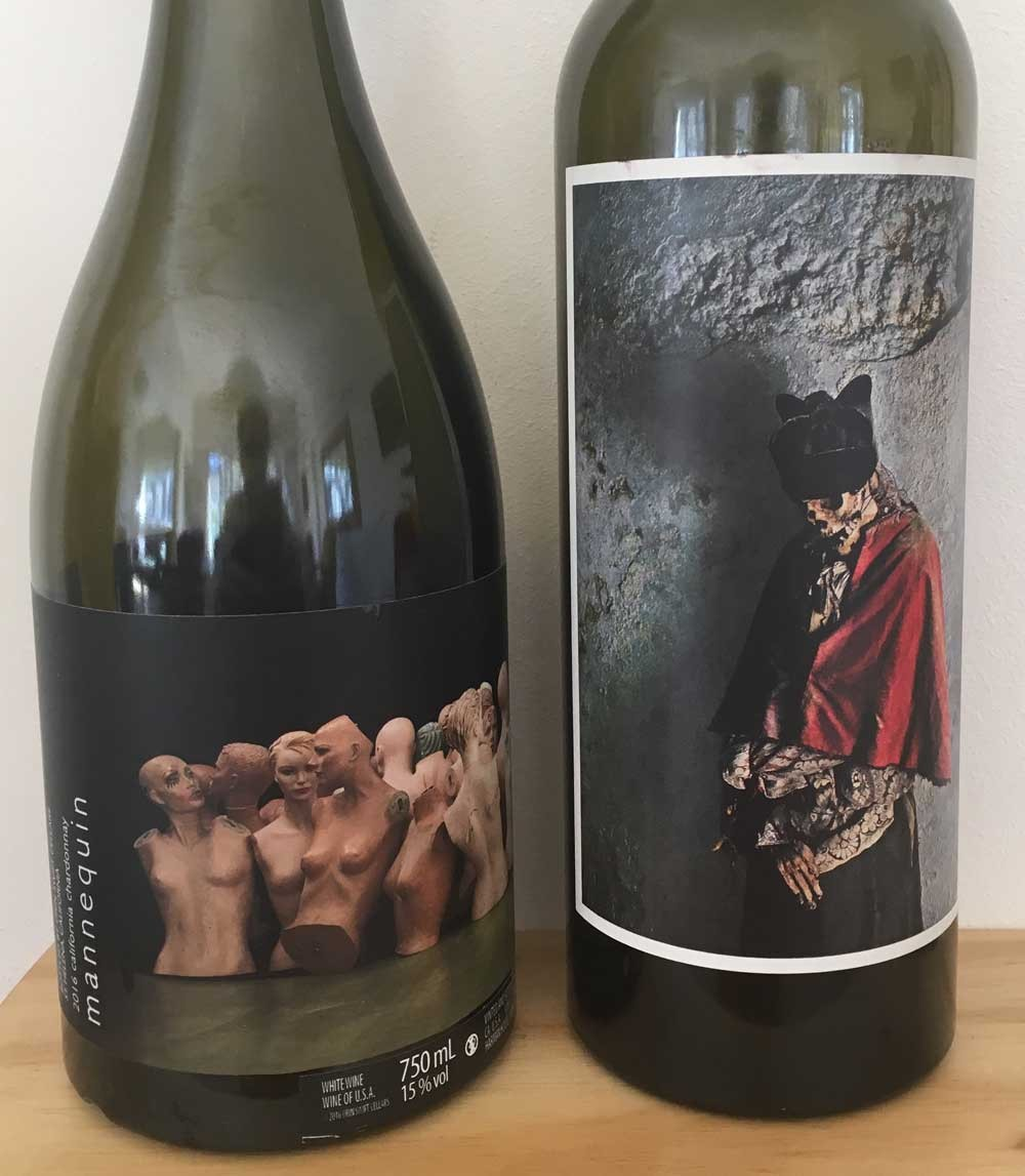 2016 Mannequin Chardonnay from Orin Swift, Napa Valley